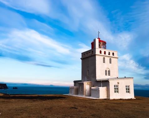 Dyrhólaey Cape