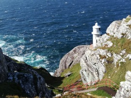 Sheep's head lighthouse
